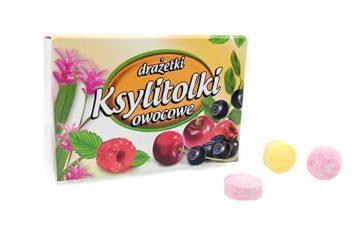 ხილის ბურთულები 40გ - Ketogen.ge